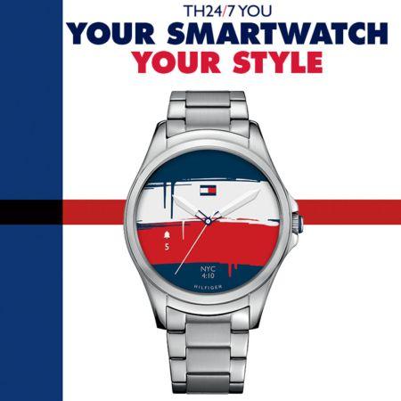 Tommy Hilfiger presenta la colección de smartwatch: TH24/7 YOU - tommy-hilfiger-th247-you-450x450