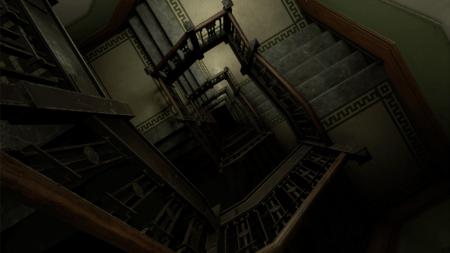 Elijah Wood revela nuevos detalles de Transference, el nuevo videojuego VR de Ubisoft y Spectrevision - transference_screen_e32018_infinitestairs_180611_230pm_1528720421