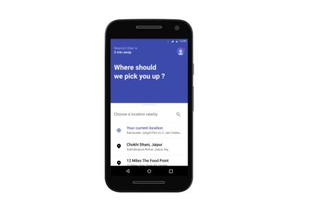Uber presenta una edición Lite de su aplicación para Android