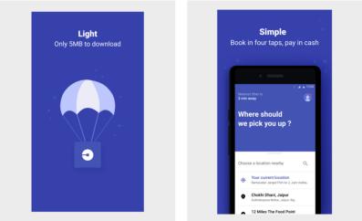 Uber presenta una edición Lite de su aplicación para Android - ul-1