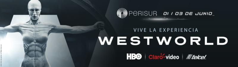 Claro video, Telcel y HBO te llevan al mundo de Westworld - westworld-800x226