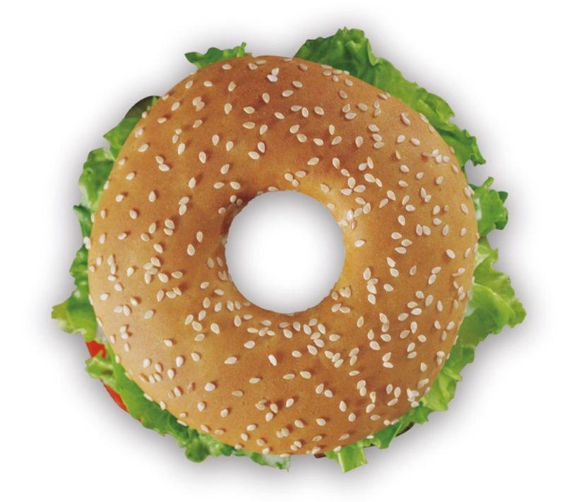 Whopper Donut, la primera dona hecha a la parrilla de Burger King - whopper-donut-800x711
