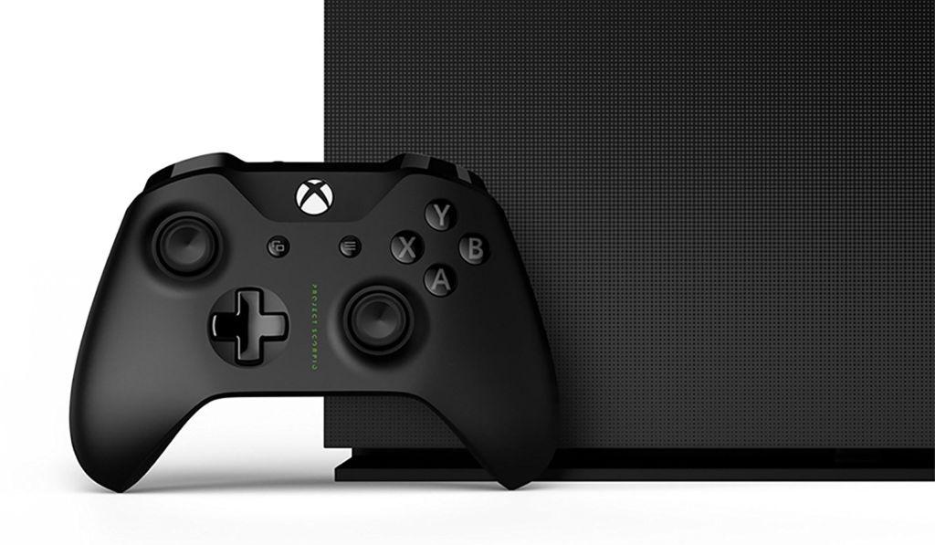 La próxima generación de Xbox llegaría en el 2020 - xbox-one-x-hero