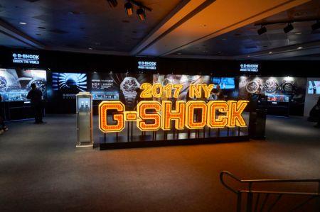5 artistas que han causado un shock en los aniversarios de G-SHOCK