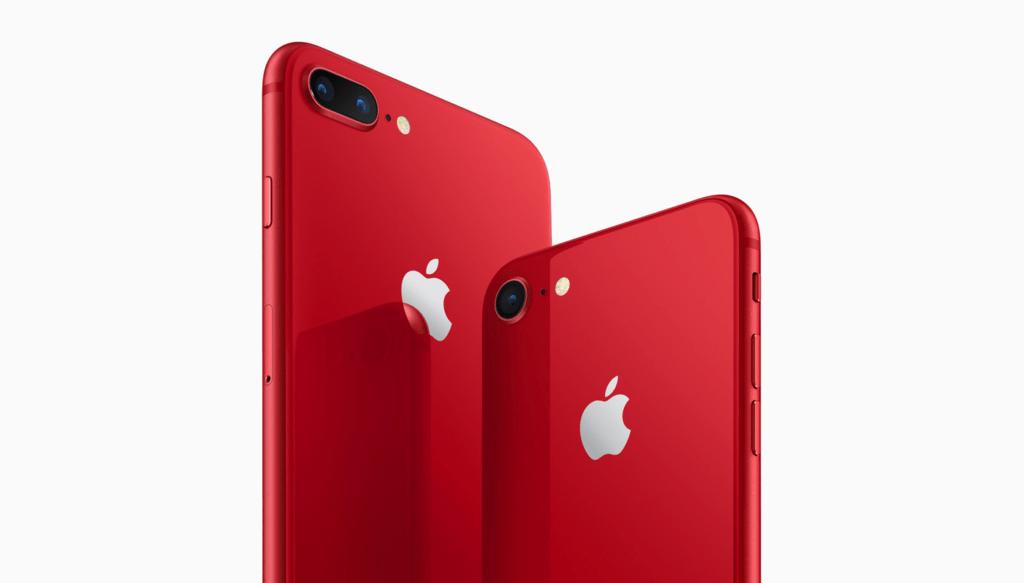 Apple dejará de usar modems de Qualcomm en iPhone, eligiría a Intel - apple-iphone-8-red-back
