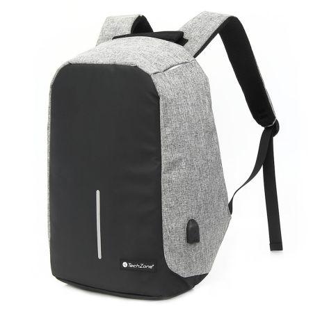 TechZone lanza backpack antirrobo