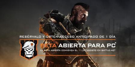 Call of Duty: ¡la versión beta multijugador de Black Ops 4 llega el 10 de agosto!