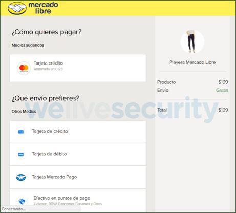 Alertan sobre campaña por correo que suplanta la identidad de Mercado Libre - campancc83a-por-correo-que-suplanta-la-identidad-de-mercado-libre_4