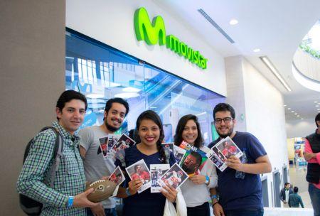 Movistar acerca la NFL a los fans de México - clientes
