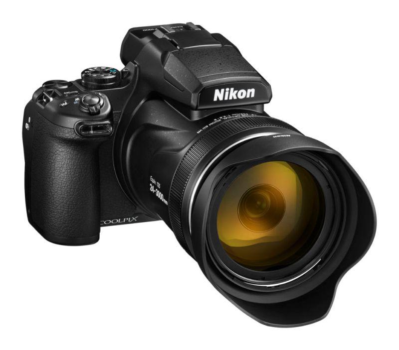 NIKON lanza su nueva COOLPIX P100 con súper zoom - coolpix-p1000_1-800x703