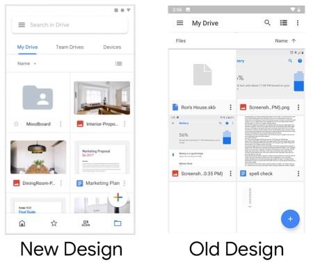 Así lucirá la nueva versión de Material Design en las app de Google para Android - gd-3