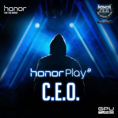 Honor Play lanza el programa de reclutamiento internacional C.E.O.