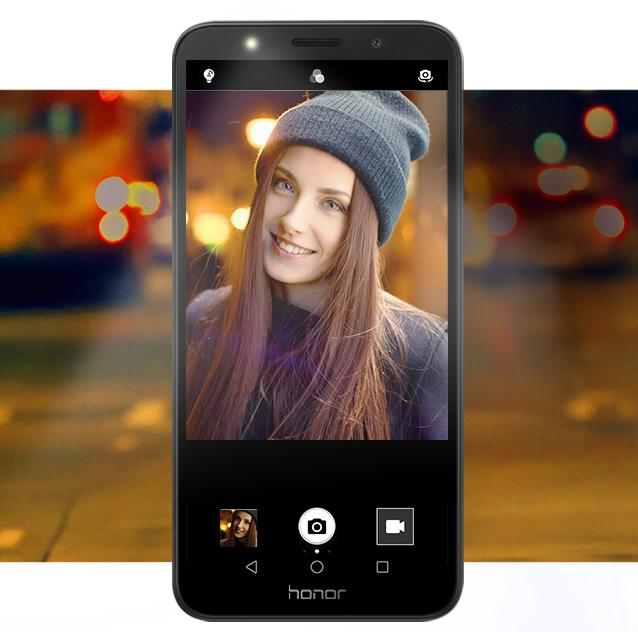 Honor llega a México ¡conoce los 4 smartphones que llegan al país! - honor7s-selfie
