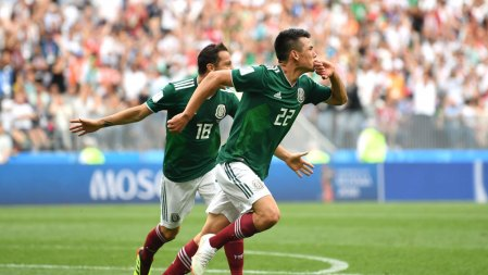 A qué hora juega México vs Brasil en el Mundial 2018 y en qué canal verlo