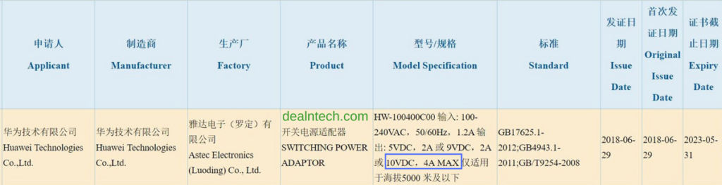 Huawei ya habría desarrollado el sistema de carga más rápido de la actualidad - huawei-supercharger-3c