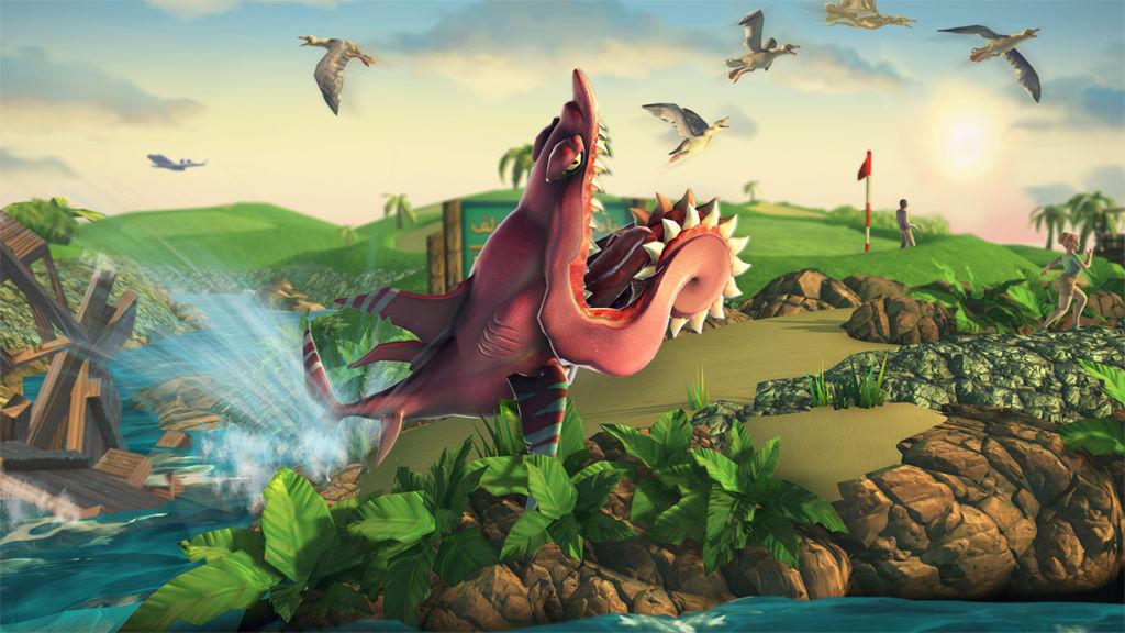 Hungry Shark World para Xbox One, PS4 y Nintendo Switch ¡ya disponible! - hungry-shark-world_screenshot