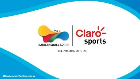 XXIII Juegos Centroamericanos y del Caribe 2018 en vivo por Claro Sports y Marca Claro