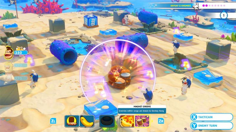 Mario + Rabbids Kingdom Battle ya están disponible en todo el mundo - mario-rabbids-kingdom-800x450