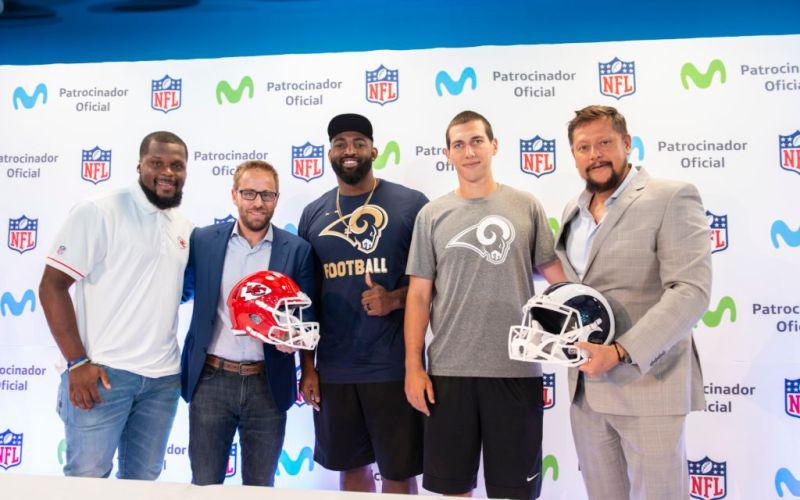 Movistar acerca la NFL a los fans de México - movistar-nfl-800x500