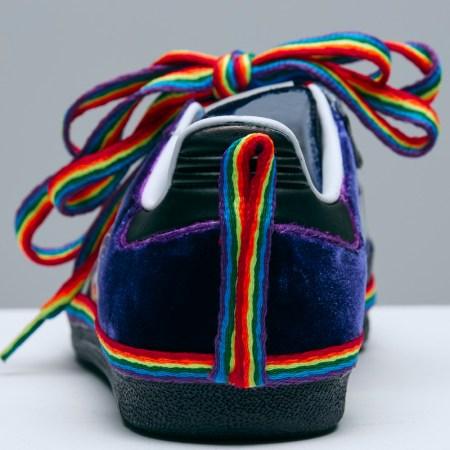 adidas 'Prouder': llamado artístico a celebrar la unión, la originalidad y el orgullo - naomi-campbell