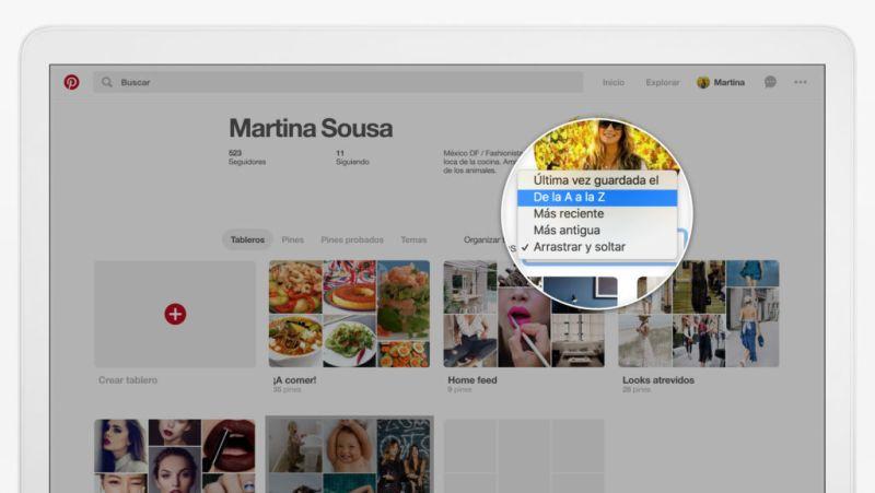 Pinterest lanza su función de colaboración para planear fiestas con familiares y amigos - organizar-pinnes-800x451