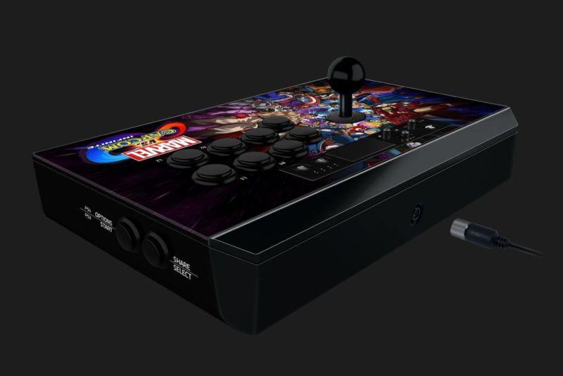 """Razer anuncia """"Marvel vs. Capcom: Infinite"""" para PlayStation 4 - panthera-arcade-stick-de-razer_1-800x534"""