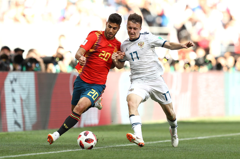 Ve la repetición de España vs Rusia completo, Mundial 2018 - repeticion-espana-vs-rusia-mundial-2018