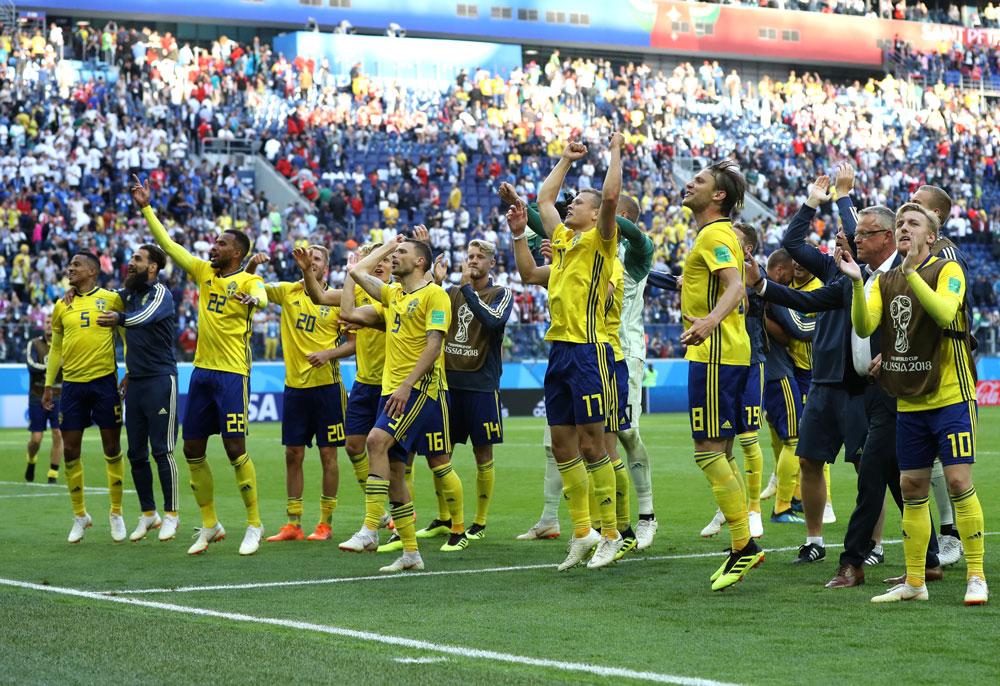 Ve la repetición de Suecia vs Suiza completo en el Mundial 2018 - repeticion-suecia-vs-suiza-mundial-2018