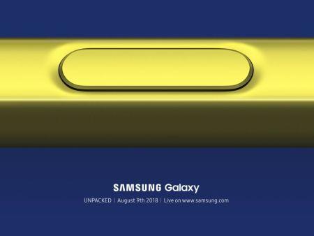 El S Pen del próximo Galaxy Note 9 tendrá conectividad Bluetooth