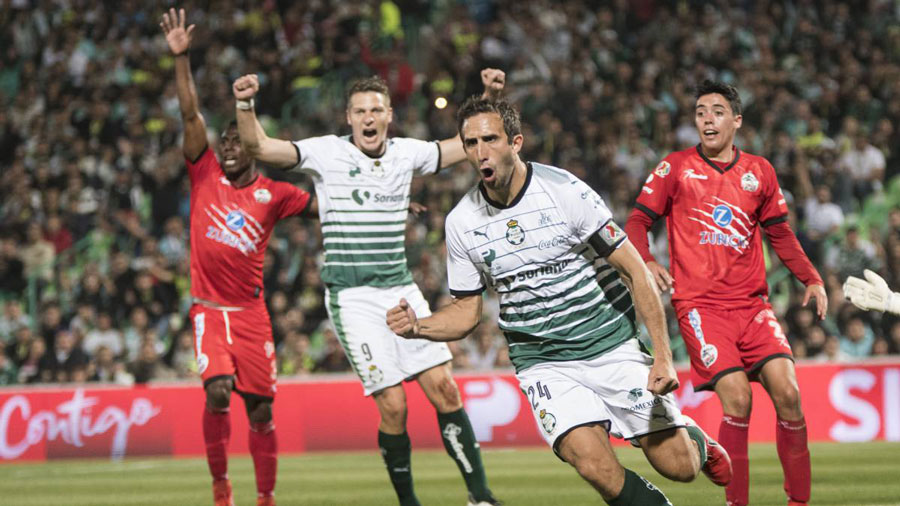 Santos vs Lobos BUAP, Jornada 1 del Apertura 2018 ¡En vivo por internet! - santos-vs-lobos-buap-apertura-2018
