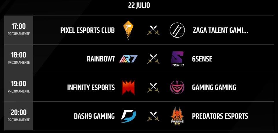 Resumen de la semana 4 del Torneo LLN Clausura 2018 de League of Legends - semana-4-del-torneo-lln-clausura-2018-de-league-of-legends-22-julio