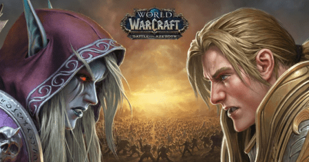Parche pre-expansión de World of Warcraft: Battle for Azeroth ya en Vivo!