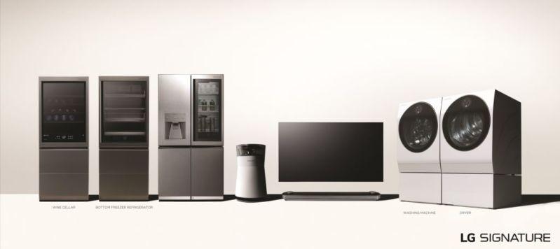 IFA 2018: LG presentará la extensión de su línea ultra premium LG SIGNATURE