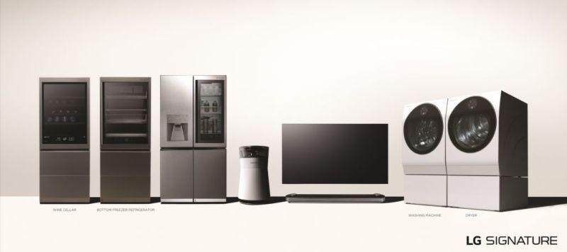 IFA 2018: LG presentará la extensión de su línea ultra premium LG SIGNATURE - 2018-lg-signature-new-lineup-800x356