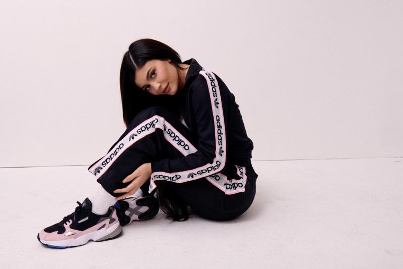 adidas presenta el segundo drop de Falcon de la mano de Kylie Jenner