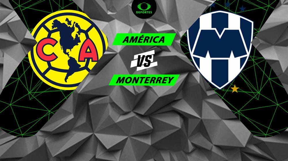 América vs Monterrey en la J4 del Apertura 2018 ¡En vivo por internet! - america-vs-monterrey-televisa-deportes-a2018