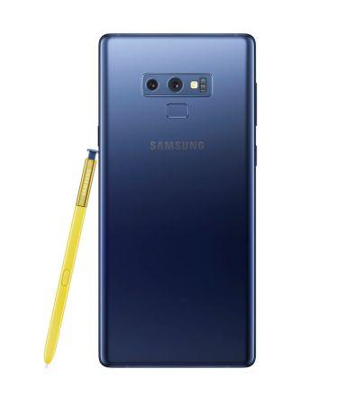Nuevo Galaxy Note 9 es presentado, llegará a México a finales de agosto - blue_galaxynote9_spen-394x450