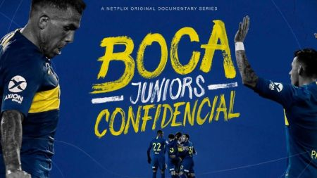 Boca Juniors Confidencialse estrena el 14 de Septiembre