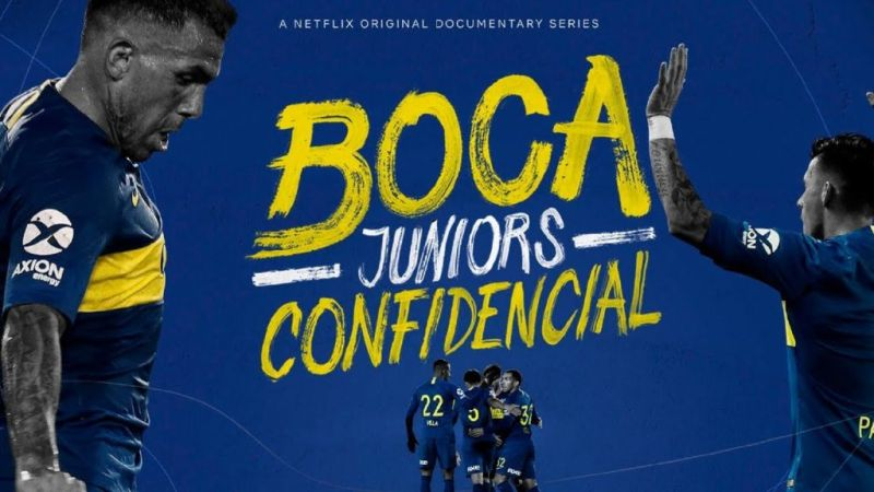Boca Juniors Confidencialse estrena el 14 de Septiembre - boca-juniors-confidencial-800x450