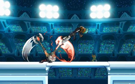Brawlhalla,llegará a Xbox One y Nintendo Switch a partir del 6 de noviembre