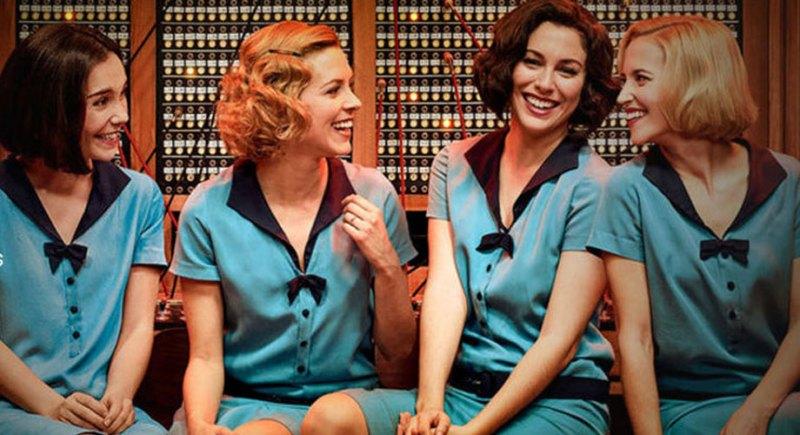 Netflix revela tráiler de la tercera temporada de Las chicas del cable - chicas-del-cable-3er-temporada-800x435