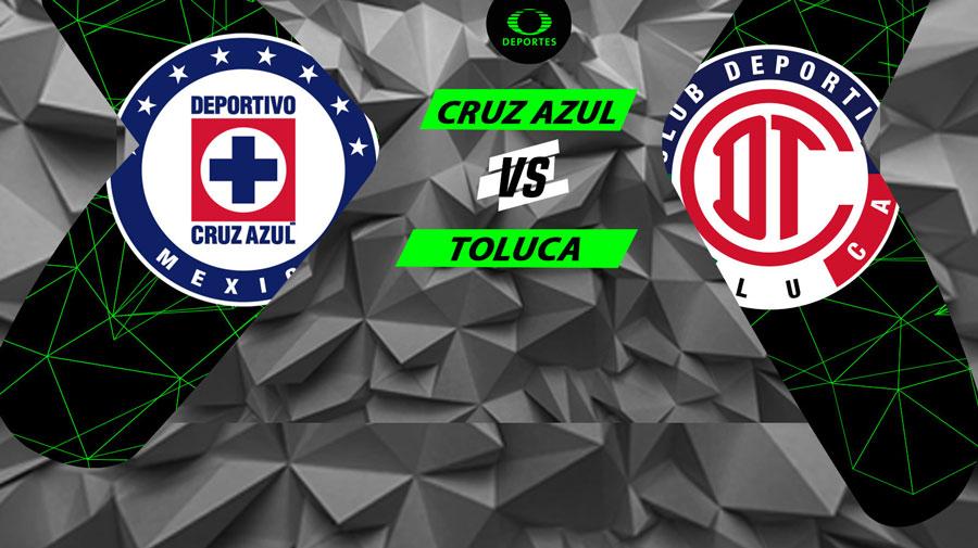 Cruz Azul vs Toluca en la J6 del Apertura 2018 ¡En vivo por internet! - cruz-azul-contra-toluca-apertura-2018