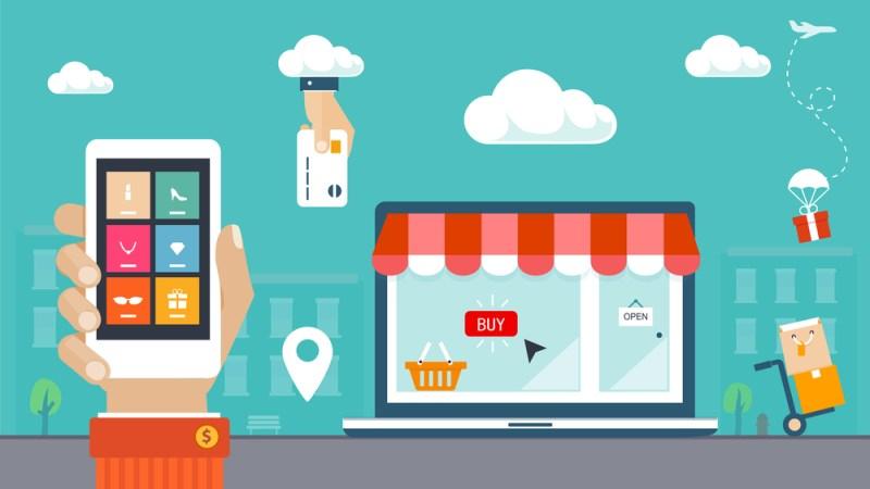 6 recomendaciones para convertir un negocio en un ecommerce - ecommerce-800x450