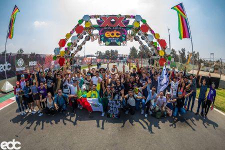 Anuncian las fechas y precios para la sexta edición de EDC México 2019