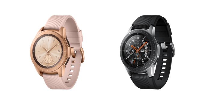 Galaxy Watch llega a México ¡Conoce sus características! - galaxy-watch_2018
