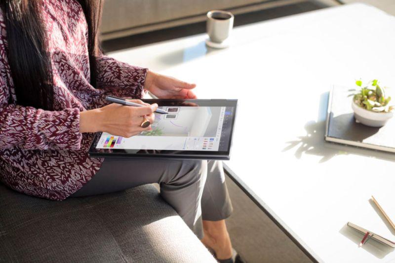 HP presenta su nueva laptop Envy x360 en exclusiva por Mercado Libre - hp-envy-x360-800x533
