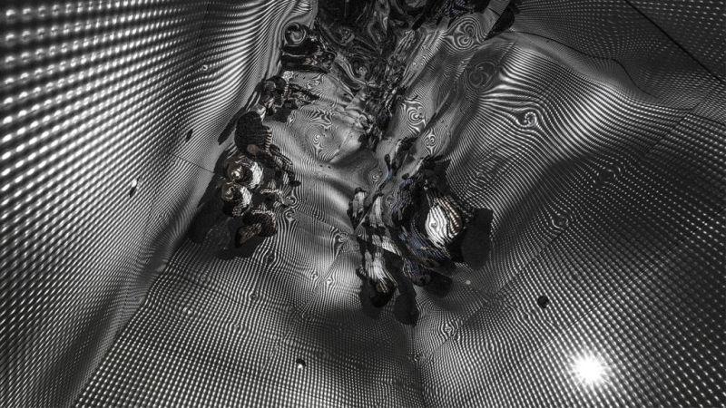 Infinity Room, una experiencia que une al arte con la tecnología - infinity-room-del-artista-refik-anadol_3-800x450