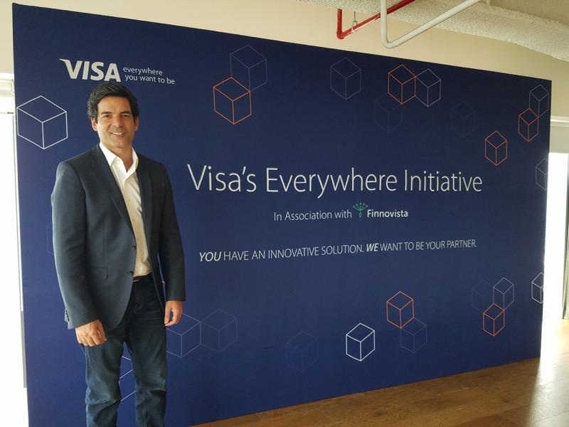 Visa anuncia a las fintechs finalistas de Visa's Everywhere Initiative en México - juan-carlos-guillermety_visa-everywhere-initiative-800x600