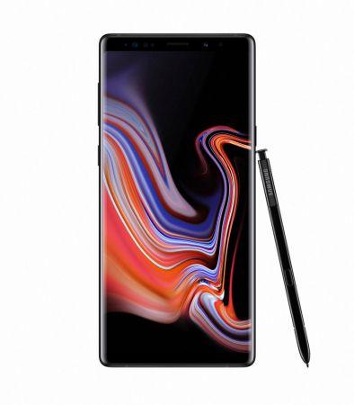 Nuevo Galaxy Note 9 es presentado, llegará a México a finales de agosto - midnight_black_galaxynote9_spen