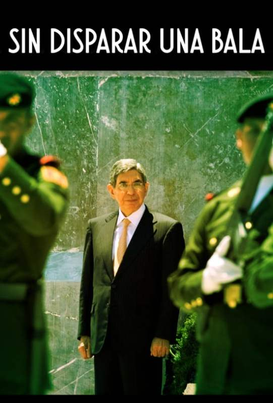 "Fundación Cinépolis presenta en exclusiva documental ""Oscar Arias, sin disparar una bala"" - oscar-arias-sin-disparar-una-bala-541x800"